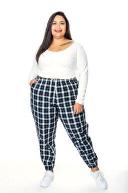 pantalon-cuadros-plus-size